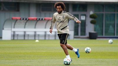 Real Madrid regresó a los entrenamientos en Valdebebas