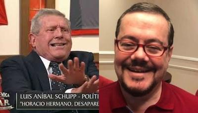 """Rodolfo Friedmann y su """"ultimátum"""" a Anibal Schupp"""