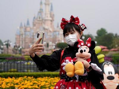 Disneyland de Shanghái volvió a abrir sus puertas
