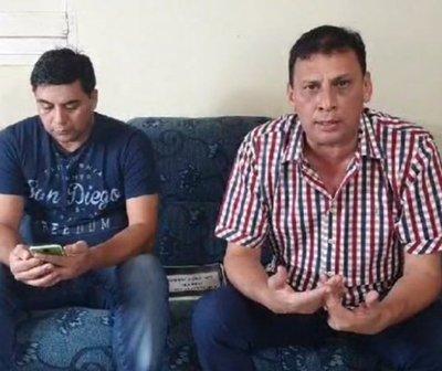 Chilavert pide disculpas tras amenazar a periodista de Telefuturo