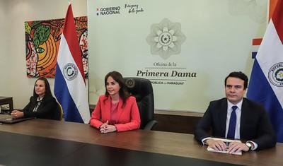 La Oficina de la Primera Dama y The Trust for the Americas firman acuerdo para potenciar programas en beneficio de las mujeres
