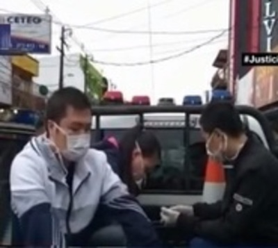 Detienen a ciudadanos chinos que ingresaron de manera ilegal al país