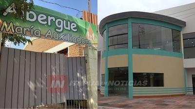 CNEL. BOGADO Y T. R. PEREIRA PUEDEN SER TENIDOS EN CUENTA PARA ALBERGAR PACIENTES COVID-19
