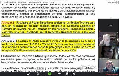 El Brasil mantiene silencio ante informal propuesta de endeudar de nuevo a Itaipú