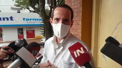 SALUD PIDE A AUTORIDADES DEJAR DE LADO CUESTIONES POLÍTICAS Y RESPETAR PROTOCOLO SANITARIO