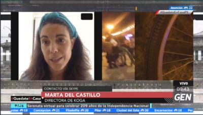 HOY / Marta del Castillo, directora de Koga, sobre Gramo Revolución