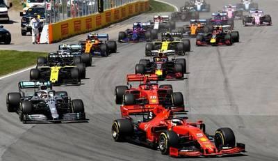 La Fórmula Uno cumple 70 años