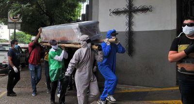 Ecuador reporta más de 2.300 muertos y casi 30.500 contagiados por coronavirus
