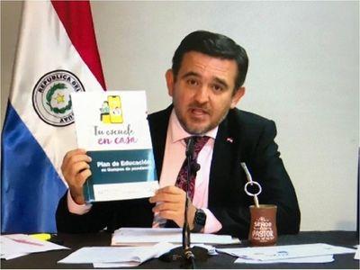 Sin autocrítica, Eduardo Petta responde a interpelación en el Senado