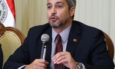 """Mario Abdo: """"Nadie debe tener privilegios"""" sobre medidas contra el Covid-19"""