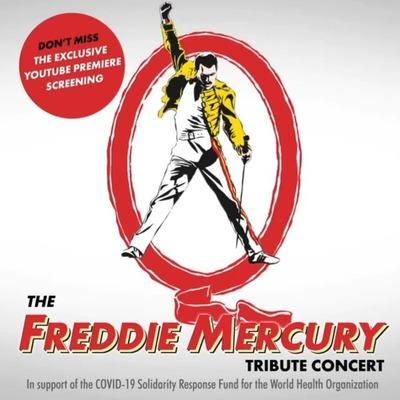 Se transmitirá histórico Concierto Tributo a Freddie Mercury para recaudar fondos