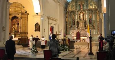 Iglesia pide al Gobierno subsidiar instituciones privadas y el regreso de las misas