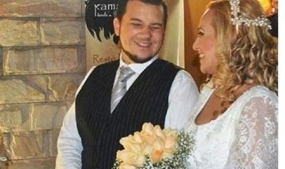 José Ayala y su esposa celebran 6 años de casados