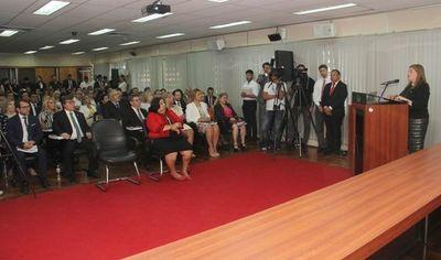 Fiscal General presentó informe de gestión