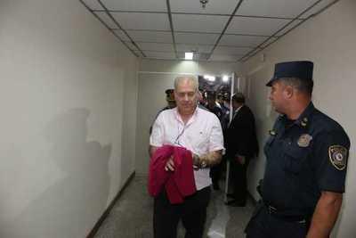 RGD apeló su prisión preventiva