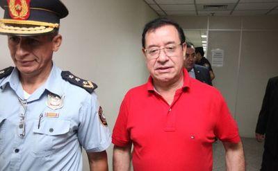 Diputado Cuevas regresó a la Agrupación Especializada tras cirugía dental