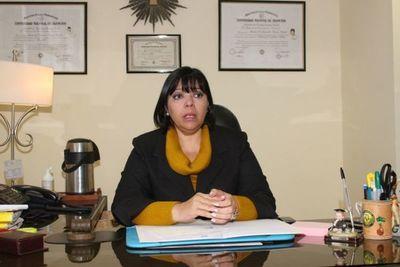Cajubi: Rechazan renuncia de jueza Scura