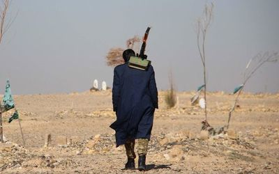 EE.UU. busca preservar proceso de paz en Afganistán pero pierde peso