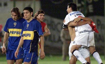 HOY / Cuando quitó a Boca de la Libertadores y supo que iba a ser campeón