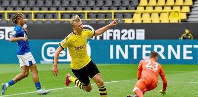 Felicidad para loperro ¡volvió la Bundesliga!