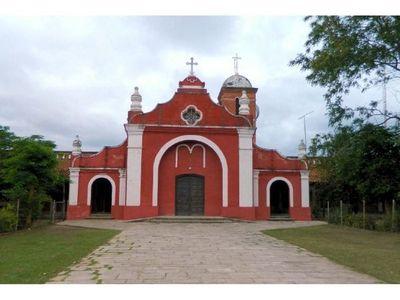 Novenario a la patrona del Chaco con templos  cerrados