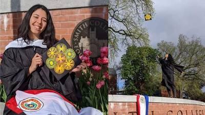 De vender jabón casero en bicicleta a graduarse en el Smith College de los EE.UU