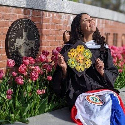¡Orgullo Nacional! De vender jabones a graduarse en el college