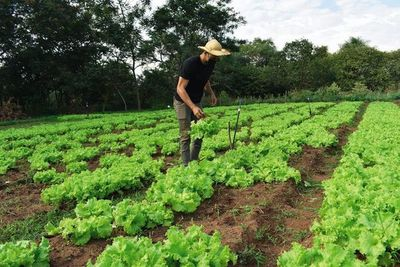 DE PERSONAL TRAINER A AGRICULTOR