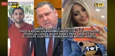 Radio Concierto revela audio sobre sucio complot de la mafia ZI-HC contra gobierno de Miguel Prieto