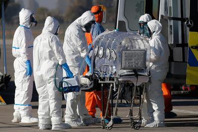 Últimas 24 horas: Chile reporta una cifra récord de víctimas mortales por COVID-19
