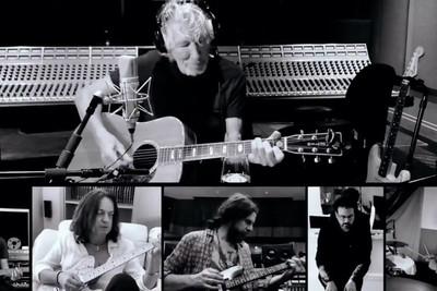 Roger Waters comparte nueva versión de 'Mother' de Pink Floyd