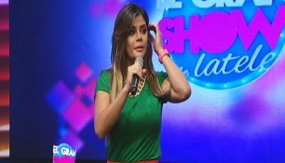 "La imperdible ""metida de pata"" de Simone Villar"