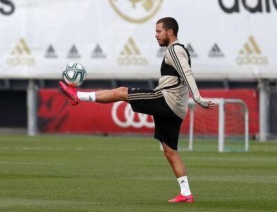 """Hazard: """"Necesito más trabajo físico y más balón"""""""