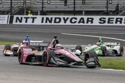 Cancelada la carrera de IndyCar en Toronto