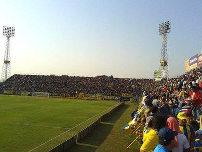 """El estadio de Luqueño """"está impecable"""" ndaje"""