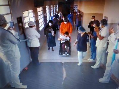 Segunda paciente recuperada de COVID-19 en Itapúa salió del hospital