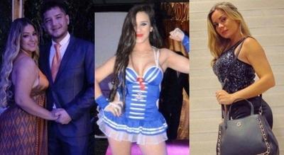 """HOY / Junior, Fátima y Dahiana; la fantasía sexual de Pamela Vill: """"Esto está muy fuerte"""""""