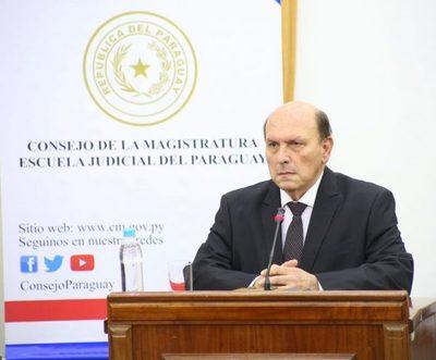 César Diesel nuevo ministro de la Corte Suprema de Justicia