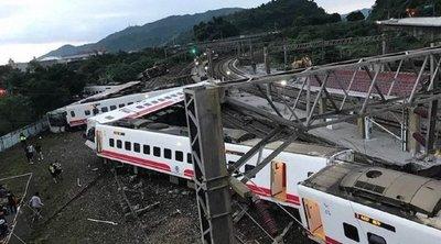 Tragedia en Taiwan