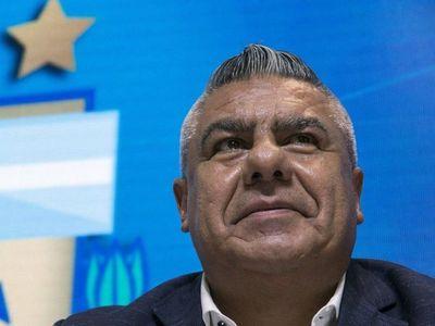 Tapia, presidente de la AFA desde 2017, es reelegido hasta 2025