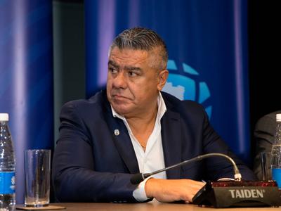 Tapia es reelecto como titular de la AFA