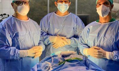 Realizan primera cirugía de epilepsia en Paraguay