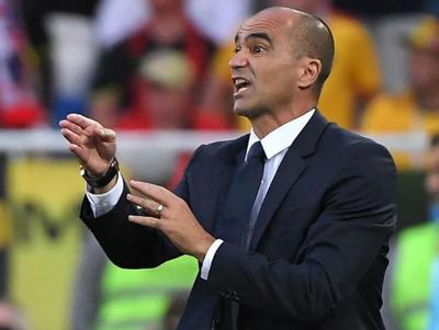 Roberto Martínez seguirá al frente de Bélgica
