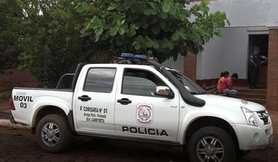 LLEGÓ A DENUNCIAR EXTRAVÍO DESU CÉDULA Y QUEDÓ DETENIDO