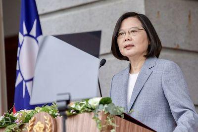 China debe aceptar una coexistencia a largo plazo con Taiwán, dice presidenta