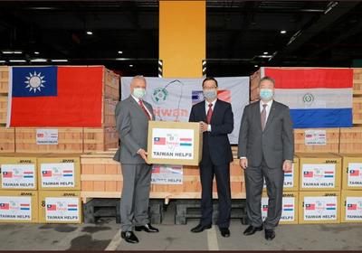 Paraguay recibe importante donación de la República China (Taiwán)