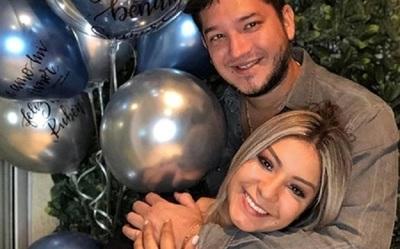 Fátima Román le dedicó un efusivo mensaje a Junior, en el día de su cumpleaños