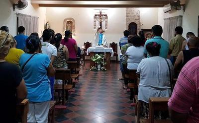 Vuelven las misas en las Iglesias