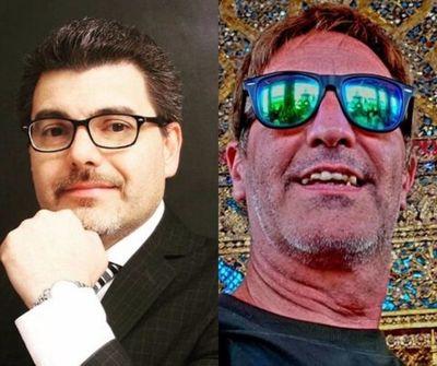 Duro cruce entre los periodistas Luis Bareiro y Enrique Vargas Peña