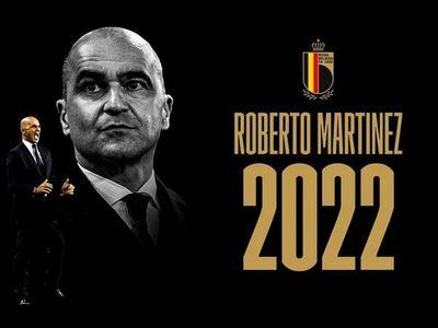 Roberto Martínez renueva como seleccionador de Bélgica hasta 2022